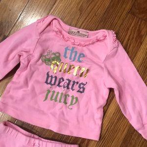Juicy Couture Pajamas - Juicy couture pajamas